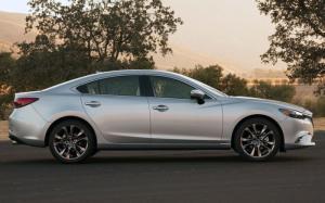 Mazda 6 bản Full Options - đẳng cấp như Camry - giá chỉ ngang Altis. Sở hữu ngay chỉ với 138tr.
