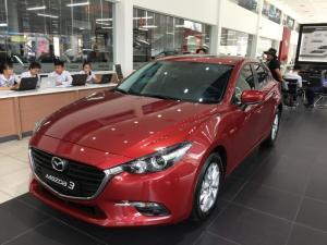Mazda 3 chìa khóa thông minh - sự tiện dụng luôn đồng hành cùng bạn
