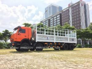 Xe tải thùng 6540 (8x4) 30 tấn tại kamazbinh2 phước