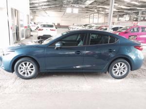 Mazda 3 1.5 facelift màu xanh ngọc phiên bảng...