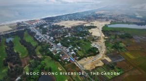 Cơ hội đầu tư ngọc dương riverside mặt tiền sông cổ cò chỉ từ 580tr/nền