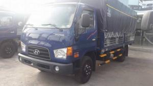 Xe hyundai HD99 thùng mui bạt  -  khuyến mãi trước bạ xe hyundai HD99 thùng mui bạt - giao xe nhanh