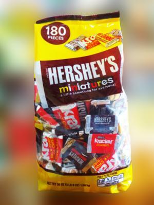 Kẹo Chocolate Hershey'S Miniatures