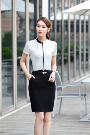 Đồng phục áo sơ mi nữ công sở đẹp, thời trang
