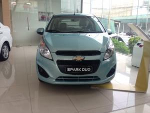 [Bán xe] Spark Duo 2 chỗ xanh ngọc giá tốt...