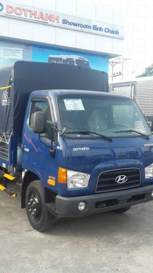 Xe Hyundai HD99 thùng mui bạt giá rẻ nhất...