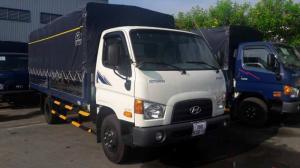 Xe Hyundai HD99 thùng mui bạt giá rẻ nhất miền nam