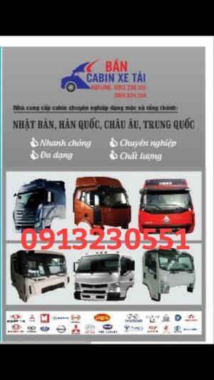 Ca bin xe tải giá rẻ chất lượng nhất Hà Nội