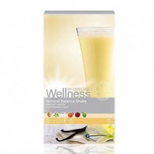 Thực phẩm dinh dưỡng vị vanilla tự nhiên Natural Balance Shake Vanilla 15448  – Wellness của Oriflame