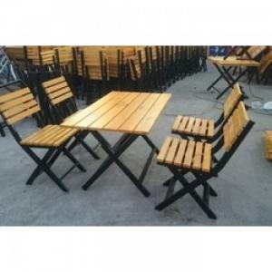 Ghế gỗ quán nhậu giá rẻ