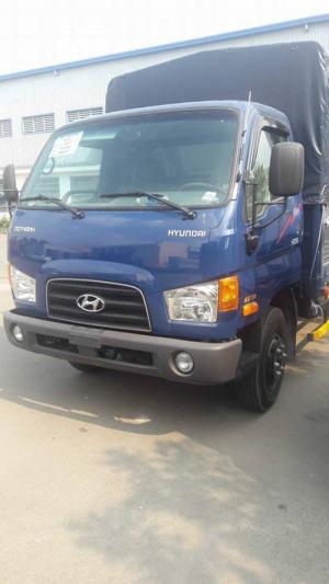 Xe hyundai HD99 - Xe Hyundai HD99 thùng mui bạt - khuyến mãi trước bạ xe hyundai HD99