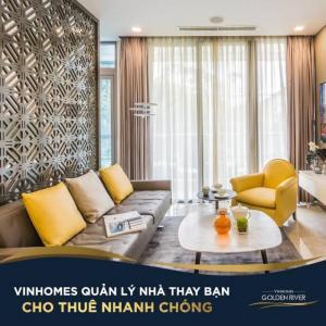 Bán căn hộ Vinhomes Golden River Ba Son- Lux 6 giá gốc
