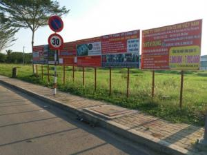 Mở bán đất dự án khu dân cư ngay Kcn Long Hậu - Thủ Thừa