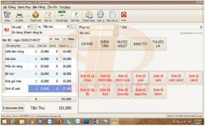 Phần mềm bán hàng giá rẻ cho quán cafe tại Đà Nẵng