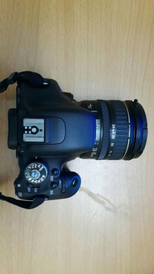 Canon 600D +Lens 24-85Usm