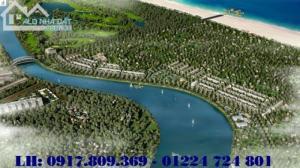 Mặt đối biển lưng tựa sông-ngọc dương rvs- cơ hội đầu tư tốt nhất hiện nay