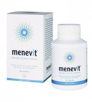 Menevit của Úc nâng cao chất lượng tinh trùng