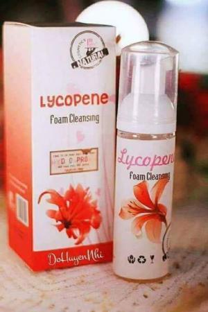 Sữa rửa mặt thải độc Lycopene, một sản phẩm uy tín từ M'White