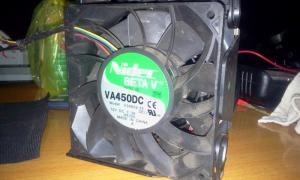 Quạt Nidec Beta V Dc12v 3,3A