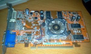 Vga Eax550Hm512/Td/256M/A