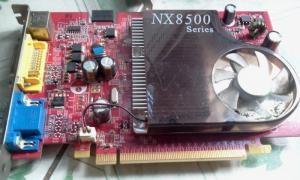 Vga Nx8500Gt-Td256E-Oc