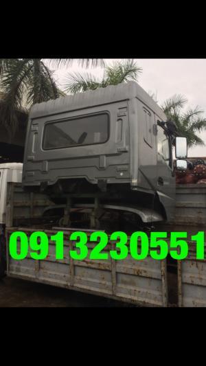 Phân phối cabin xe tải, xe ben trên toàn quốc