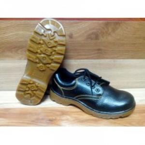 Giày abc đế kép vàng da xịn, chống dầu tốt giá rẻ