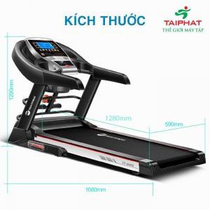 Máy Chạy Bộ Điện Đa Năng Tech Fitness Tf-09As ở Quy Nhơn-Bình Định