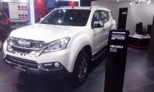 Bán xe Isuzu Mu-X 7 Ưu đãi 60 triệu đồng