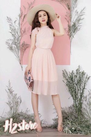 Đầm yếm dập li