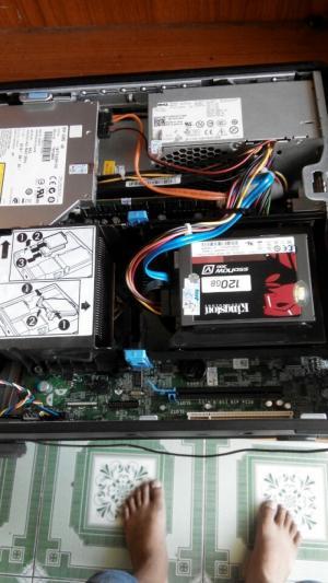 Máy Bộ Dell Optiplex 780sff FULL BOX - MỚI 100%