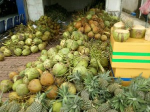 Dừa tươi