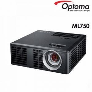 Hàng Mỹ: Máy chiếu mini Optoma ML750 project