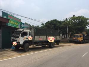 Bán xe tải thùng 7 tấn trường giang
