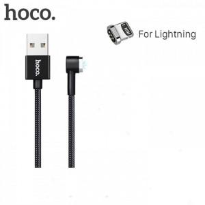 Cáp sạc Từ Hoco U20 dây dù chắc chắn dành cho IPhone, IPad - MSN181210