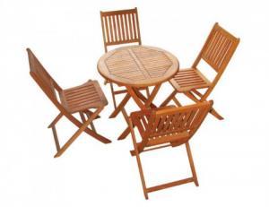 Bàn ghế gỗ dành cho quán trà sữa quán càfe quán ăn vĩa hè  giá rẻ