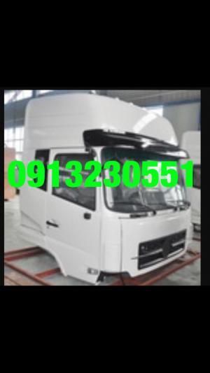 Lắp đặt cung cấp ban cabin xe tải, xe ben