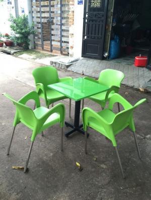 Cần thanh lý gấp bàn ghế cafe giá rẻ