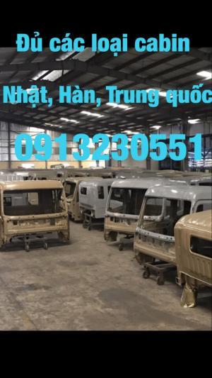 Công ty chuyên nhập khẩu cabin xe tải và xe...