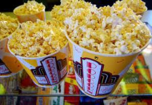Chuyên máy nổ ngô, bắp rang bơ, Cung cấp ngô bơ cho siêu thị, rạp chiếu phim giá rẻ