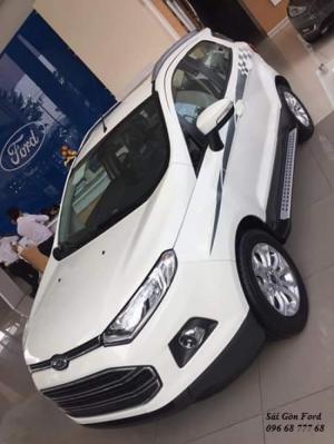 Khuyến Mãi Mua Ford Ecosport Titanium, Số Tự Động - Hotline: 096 68 777 68 (24/24)