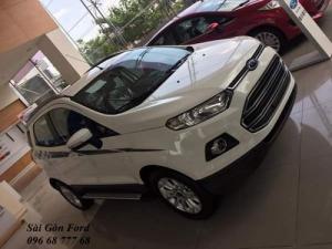 Ford ecosport titanium, giá xe ford ecosport titanium 2017 - Hotline: 096 68 777 68 (24/24)