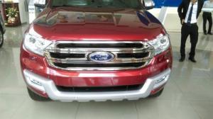 Khuyến Mãi Mua Ford Everest Trend, Số Tự Động, Màu Đỏ, Hỗ Trợ Vay 85%, Giao Xe Ngay - Hotline: 096 68 777 68 (24/24)