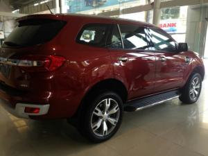 Khuyến Mãi Mua Ford Everest Trend, Số Tự Động, Màu Đỏ, Hỗ Trợ Vay 85% Giá Trị Xe - Hotline: 096 68 777 68 (24/24)