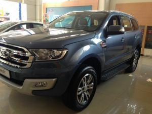 Ford Everest Titanium 2018 - Số Tự Động - Máy Dầu - Hotline: 0966877768 (24/24)