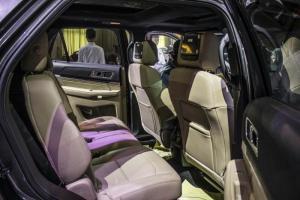 Nội Thất Full Option Ford Everest Titanium 2017 - Hotline: 096 68 777 68 (24/24)