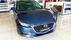 Mazda 3 - 2017 màu mới. Ưu đãi khủng trong tháng 10. Có xe giao ngay.