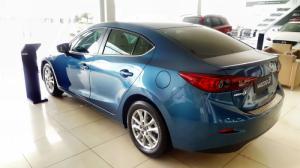 Mazda 3 - 2017 màu mới. Ưu đãi khủng trong tháng 8. Sở hữu ngay chỉ với 132 triệu. Có xe giao ngay.