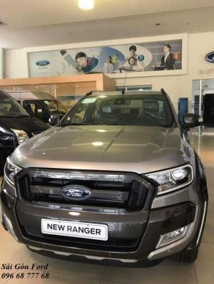 Khuyến Mãi Mua Ford Ranger Wildtrak 3.2L, Số...