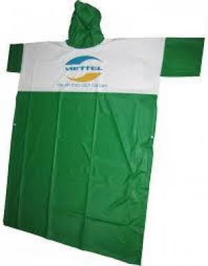 Cơ sở sản xuất áo mưa in logo theo yêu cầu giá rẻ